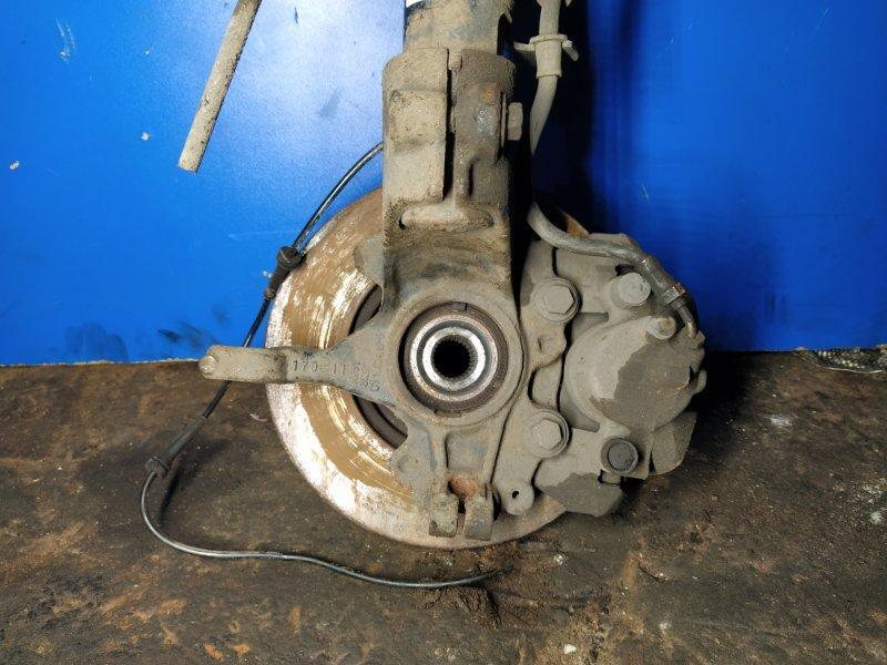 Кулак поворотный передний левый Ford Focus 3 (2011>) УНИВЕРСАЛ 1.6L DURATEC/PNDA 2011 (б/у)