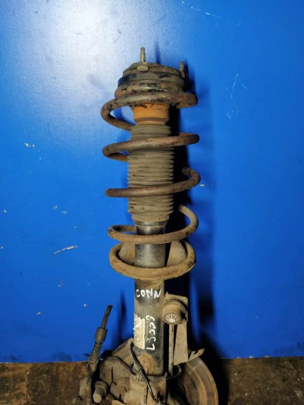 Амортизатор передний правый Ford Transit Tourneo/connect (2002-2013) 1.8L TDCI/BHPA 2004 (б/у)