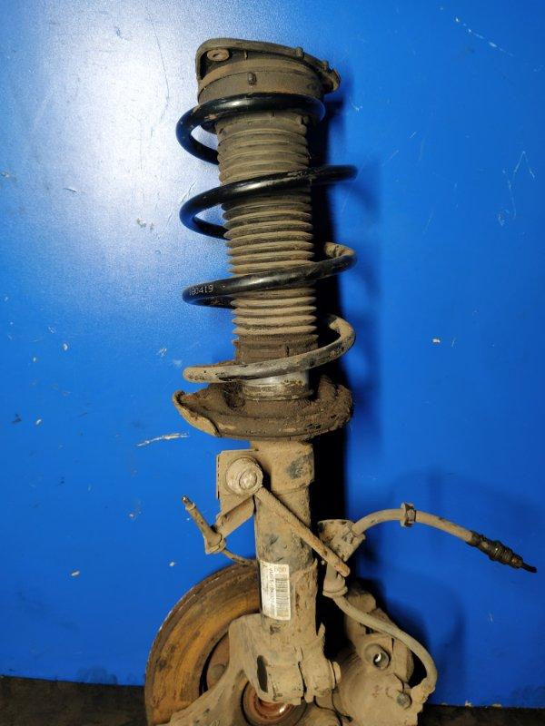Амортизатор передний левый Ford Focus 2 2008-2011 УНИВЕРСАЛ 1.8L DURATEC/QQDB 2008 (б/у)