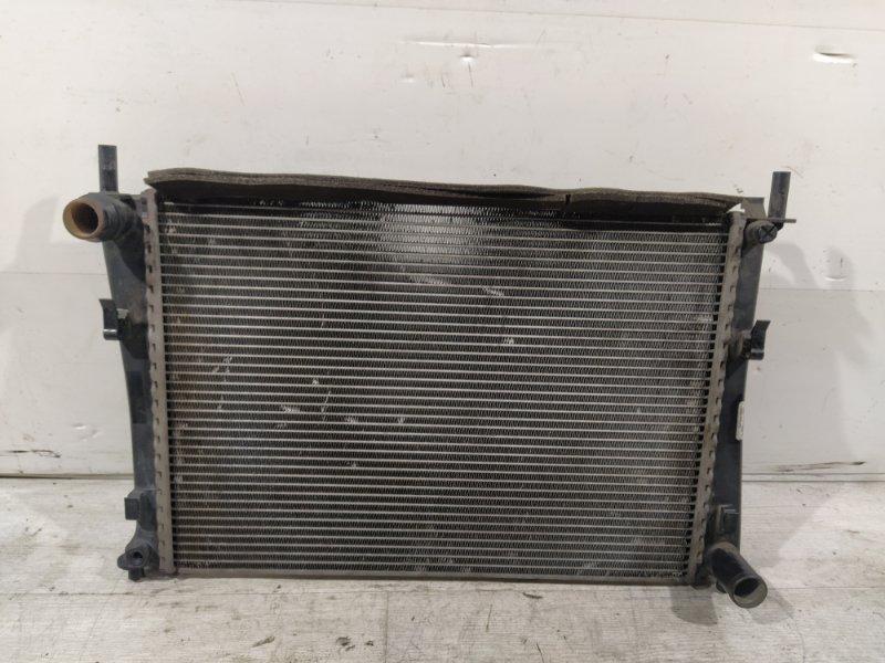 Радиатор охлаждения (основной) Ford Fiesta (2001-2008) 1.4-1.6 БЕНЗИН (б/у)