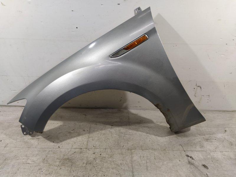 Крыло переднее левое Ford Mondeo 4 (2007-2014) ХЭТЧБЕК 2.2L DURATORQ-TDCI (175PS) 2008 (б/у)