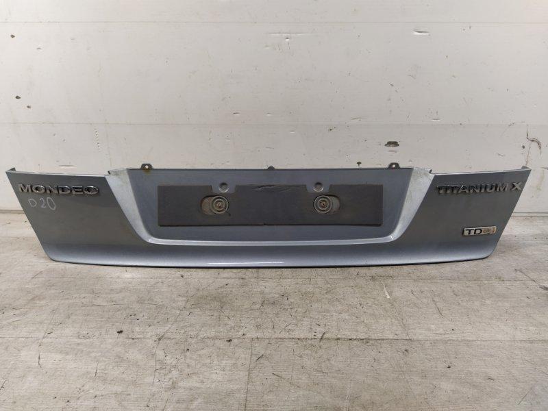Накладка крышки багажника Ford Mondeo 4 (2007-2014) ХЭТЧБЕК 2.2L DURATORQ-TDCI (175PS) 2008 (б/у)