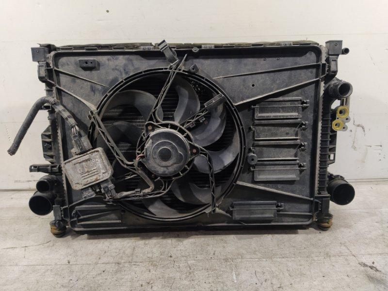 Кассета радиаторов Ford Mondeo 4 (2007-2014) ХЭТЧБЕК 2.2L DURATORQ-TDCI (175PS) 2008 (б/у)