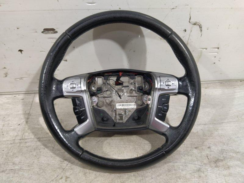 Рулевое колесо Ford Mondeo 4 (2007-2014) ХЭТЧБЕК 2.2L DURATORQ-TDCI (175PS) 2008 (б/у)