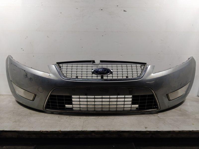 Бампер передний Ford Mondeo 4 (2007-2014) ХЭТЧБЕК 2.2L DURATORQ-TDCI (175PS) 2008 (б/у)