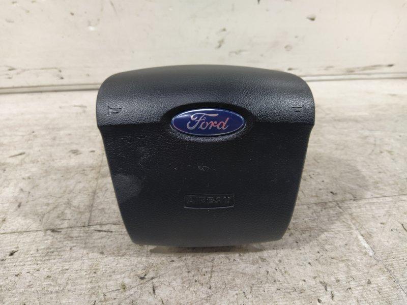 Подушка безопасности (в руль) Ford Mondeo 4 (2007-2014) ХЭТЧБЕК 2.0L DURATEC-HE (145PS) 2008 (б/у)