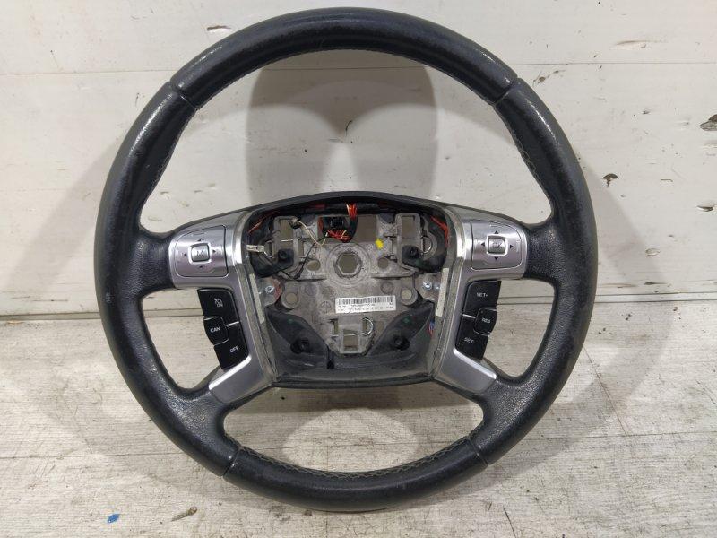 Рулевое колесо Ford Mondeo 4 (2007-2014) ХЭТЧБЕК 2.0L DURATEC-HE (145PS) 2008 (б/у)