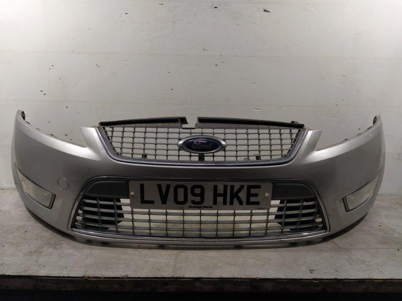 Бампер передний Ford Mondeo 4 (2007-2014) ХЭТЧБЕК 2.0L DURATORQ-TDCI (143PS) - DW 2009 (б/у)