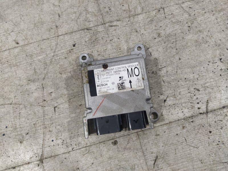 Блок управления air bag Ford Mondeo 4 (2007-2014) ХЭТЧБЕК 2.0L DURATORQ-TDCI (143PS) - DW 2009 (б/у)