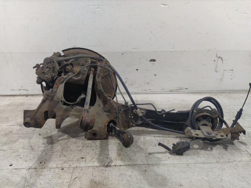 Рычаг задний продольный левый Ford Mondeo 4 (2007-2014) ХЭТЧБЕК 2.0L DURATEC-HE (145PS) 2008 (б/у)