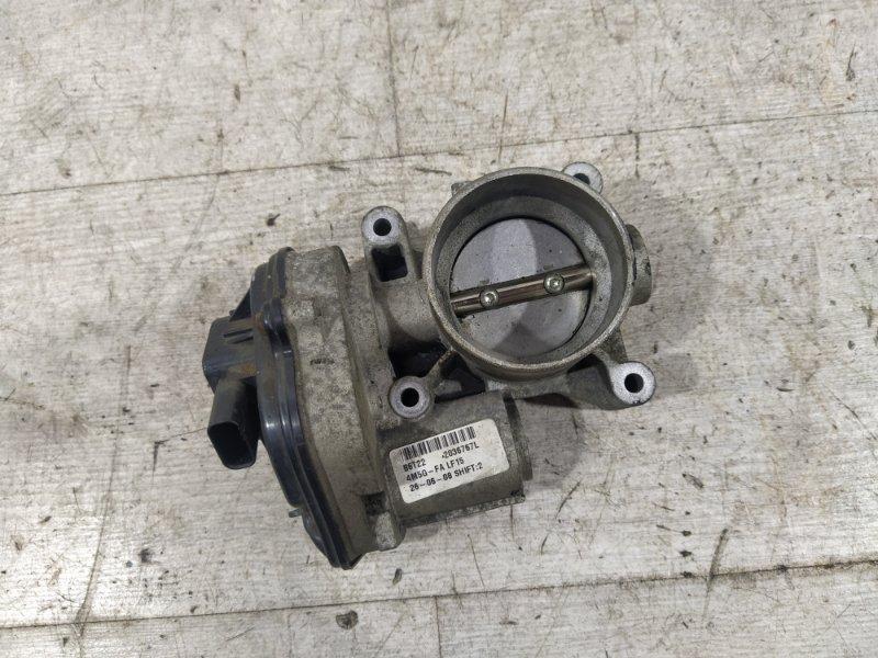 Дроссельная заслонка Ford Mondeo 4 (2007-2014) ХЭТЧБЕК 2.0L DURATEC-HE (145PS) 2008 (б/у)