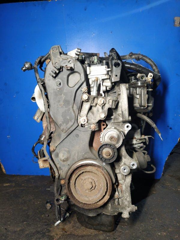 Двигатель (двс) Ford Mondeo 4 (2007-2014) ХЭТЧБЕК 2.2L TDCI/Q4BA (175PS) 2008 (б/у)