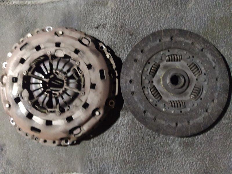 Комплект сцепления Ford Mondeo 4 (2007-2014) ХЭТЧБЕК 2.2L DURATORQ-TDCI (175PS) 2008 (б/у)