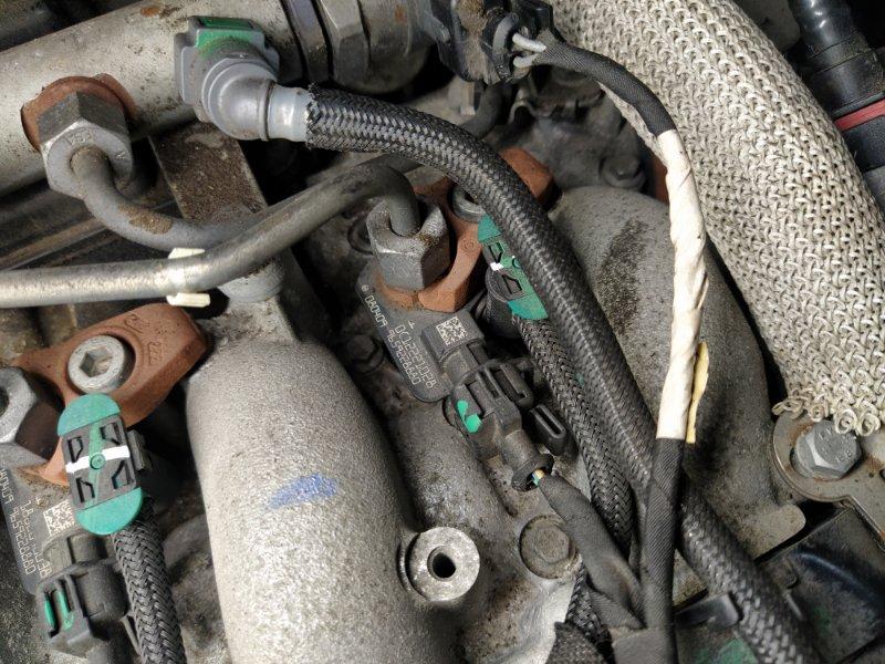 Форсунка дизельная электрическая Ford Mondeo 4 (2007-2014) ХЭТЧБЕК 2.2L DURATORQ-TDCI (175PS) 2008 (б/у)
