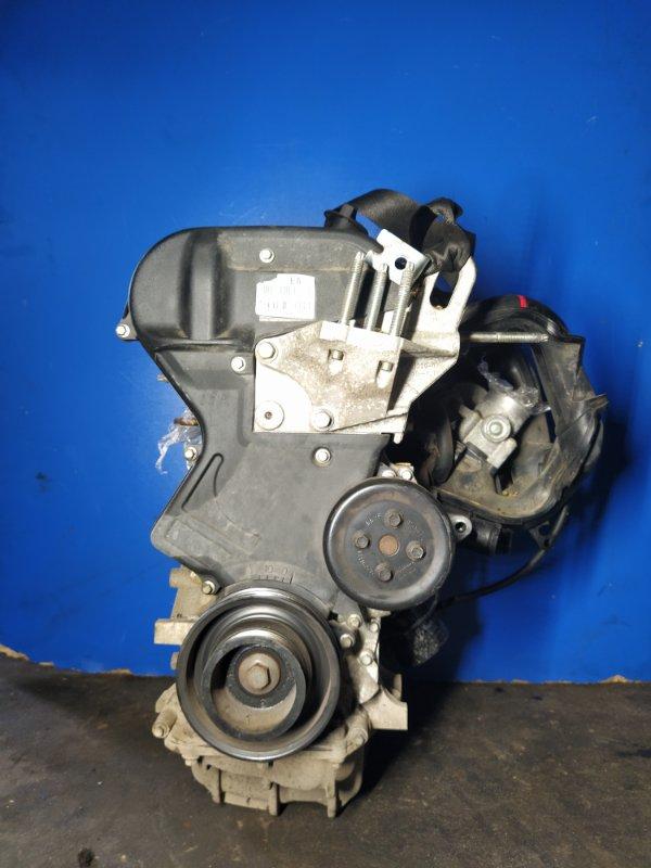 Двигатель (двс) Ford Fusion 2001-2012 ХЭТЧБЕК 1.6L ZETEC/FYJA 2007 (б/у)