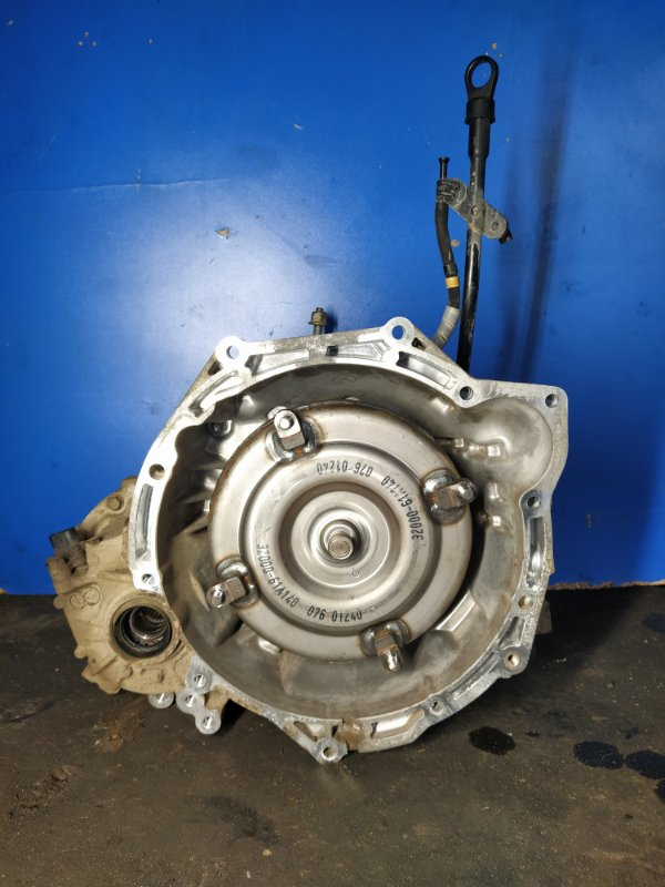 Акпп Ford Fusion 2001-2012 ХЭТЧБЕК 1.6L ZETEC-S/DURATEC EFI (100PS) 2007 (б/у)