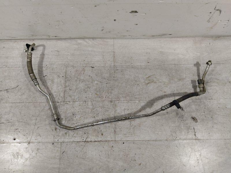 Трубка кондиционера Ford Fusion 2001-2012 ХЭТЧБЕК 1.6L ZETEC-S/DURATEC EFI (100PS) 2007 (б/у)