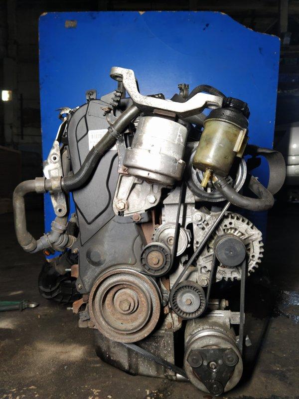 Двигатель (двс) Ford Mondeo 4 (2007-2014) ХЭТЧБЕК 2.0L DURATORQ/QXBA 2009 (б/у)