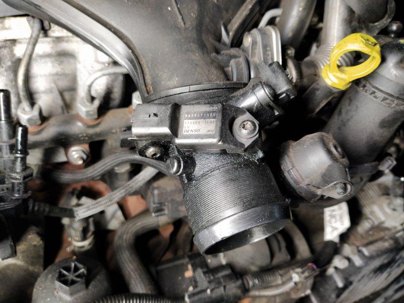 Дроссельная заслонка Ford Mondeo 4 (2007-2014) ХЭТЧБЕК 2.0L DURATORQ-TDCI (143PS) - DW 2009 (б/у)