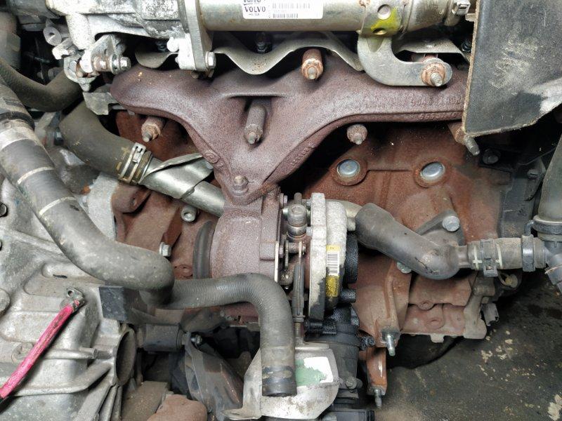 Турбокомпрессор (турбина) Ford Mondeo 4 (2007-2014) ХЭТЧБЕК 2.0L DURATORQ-TDCI (143PS) - DW 2009 (б/у)