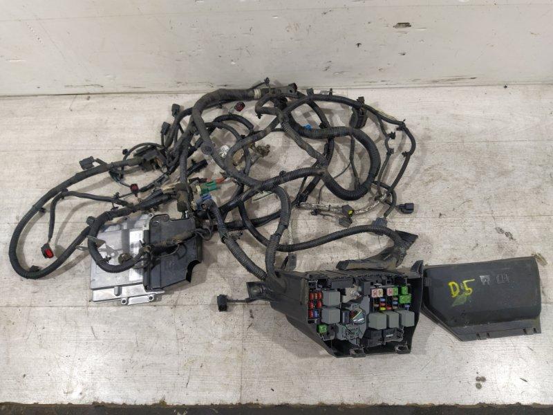 Блок предохранителей моторный Ford Mondeo 4 (2007-2014) ХЭТЧБЕК 2.0L DURATEC-HE (145PS) 2008 (б/у)