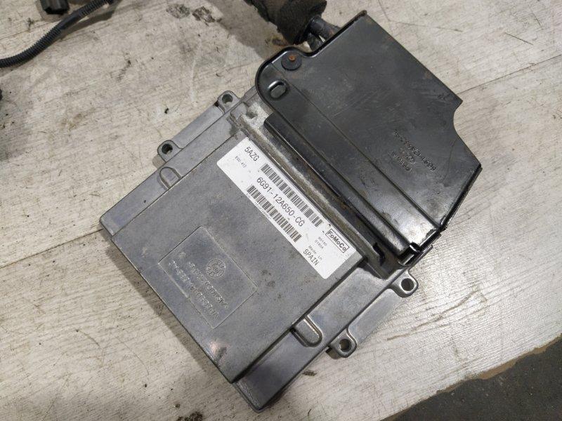 Блок управления двигателем Ford Mondeo 4 (2007-2014) ХЭТЧБЕК 2.0L DURATEC-HE (145PS) 2008 (б/у)