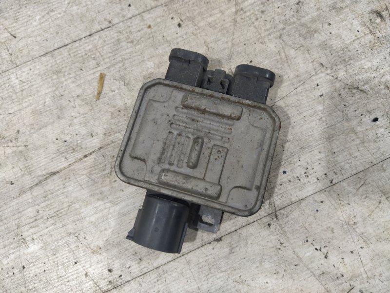 Блок управления вентилятором Ford Mondeo 4 (2007-2014) ХЭТЧБЕК 2.0L DURATORQ-TDCI (143PS) - DW 2009 (б/у)