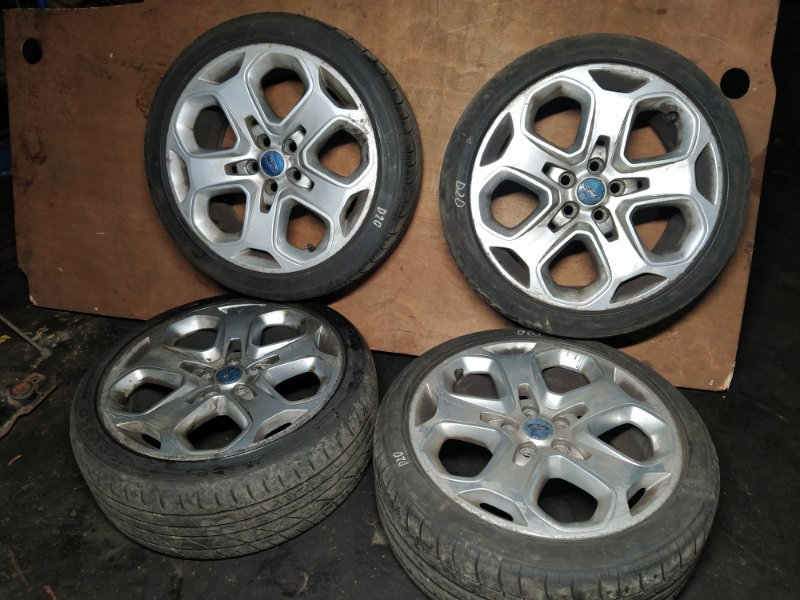 Диск литой r18 Ford Mondeo 4 (2007-2014) ХЭТЧБЕК 2.2L DURATORQ-TDCI (175PS) 2008 (б/у)