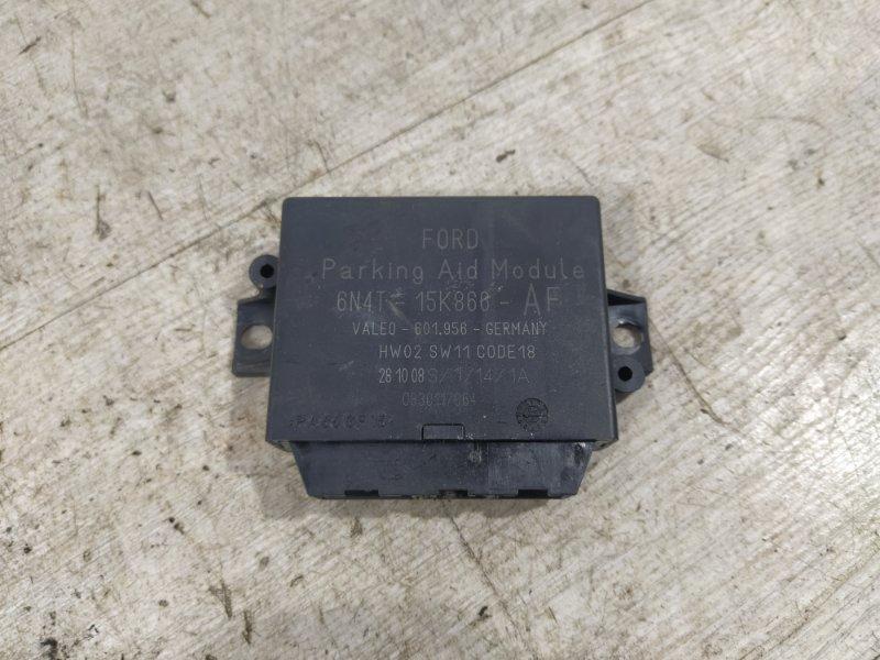 Блок управления парктрониками Ford Focus 2 2008-2011 ХЭТЧБЕК 2.0L DURATEC/AODA 2008 (б/у)