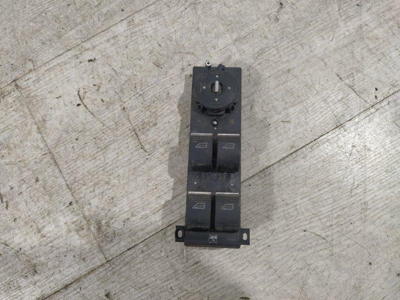 Блок кнопок стеклоподъемника (передней двери) Ford Focus 2 2008-2011 ХЭТЧБЕК 2.0L DURATEC/AODA (б/у)