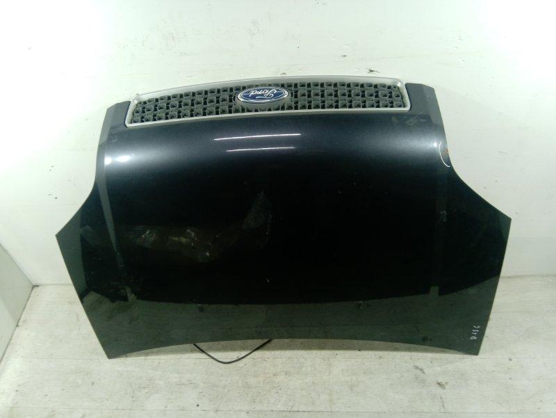 Капот Ford Fusion 2001-2012 ХЭТЧБЕК 1.4L DURATEC 16V EFI DOHC (75/80PS) 2007 (б/у)