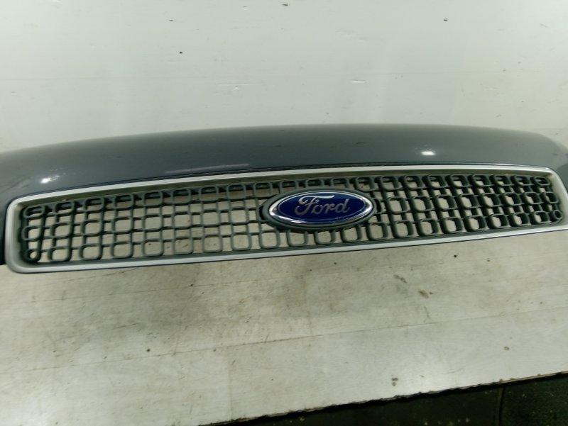 Решетка радиатора Ford Fusion 2001-2012 ХЭТЧБЕК 1.4L DURATEC 16V EFI DOHC (75/80PS) 2007 (б/у)