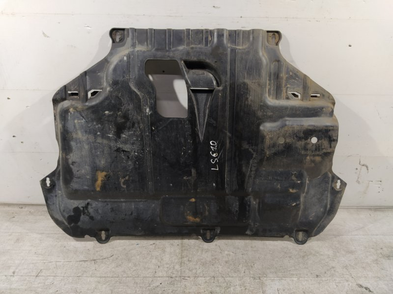 Защита двигателя штатная (пластик) Ford Focus 2 2008-2011 ХЭТЧБЕК 2.0L DURATEC/AODA 2008 (б/у)