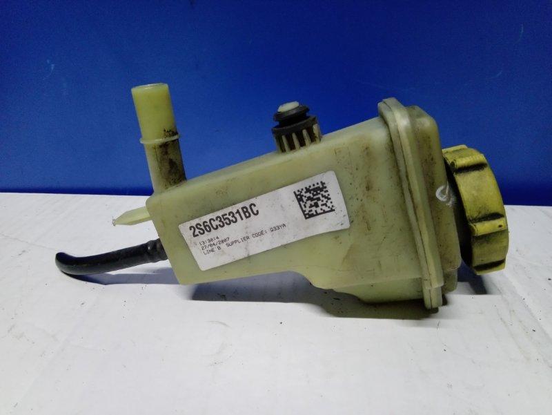 Бачок гидроусилителя Ford Fusion 2001-2012 ХЭТЧБЕК 1.4L DURATEC 16V EFI DOHC (75/80PS) 2007 (б/у)