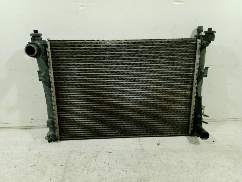 Кассета радиаторов Ford Fusion 2001-2012 ХЭТЧБЕК 1.4L DURATEC 16V EFI DOHC (75/80PS) 2007 (б/у)