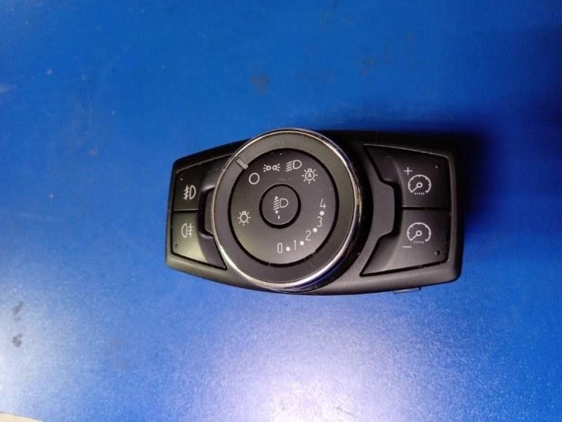 Переключатель света фар Ford Focus 3 (2011>) 2.0 Б XQDA (б/у)