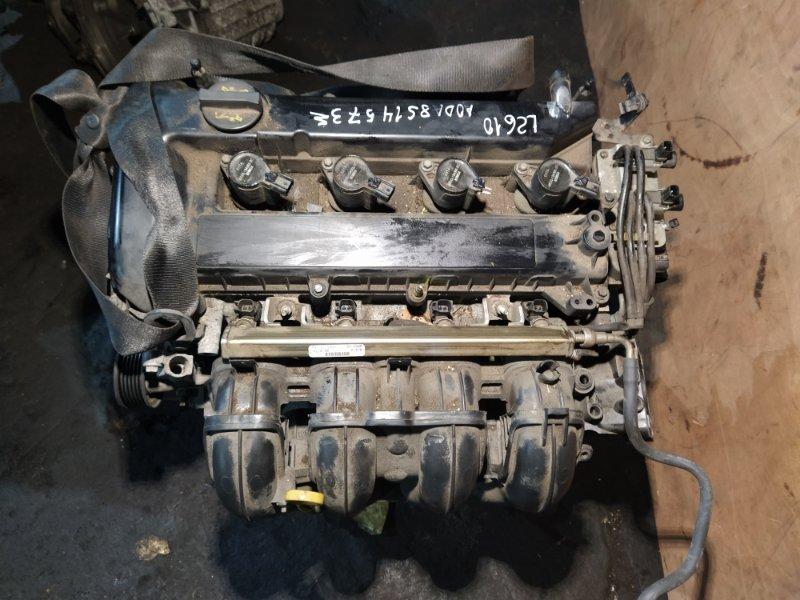 Двигатель (двс) Ford Focus 2 2008-2011 ХЭТЧБЕК 2.0L DURATEC/AODA 2008 (б/у)