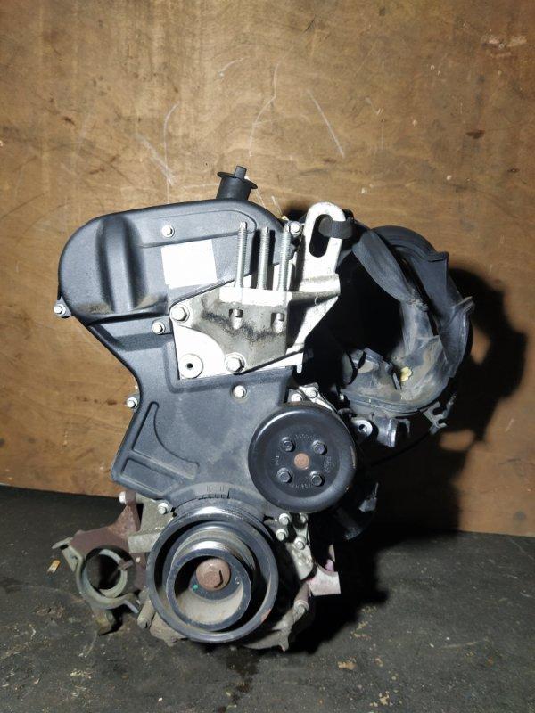 Двигатель (двс) Ford Fusion 2001-2012 ХЭТЧБЕК 1.4L DURATEC/FXJA 2007 (б/у)