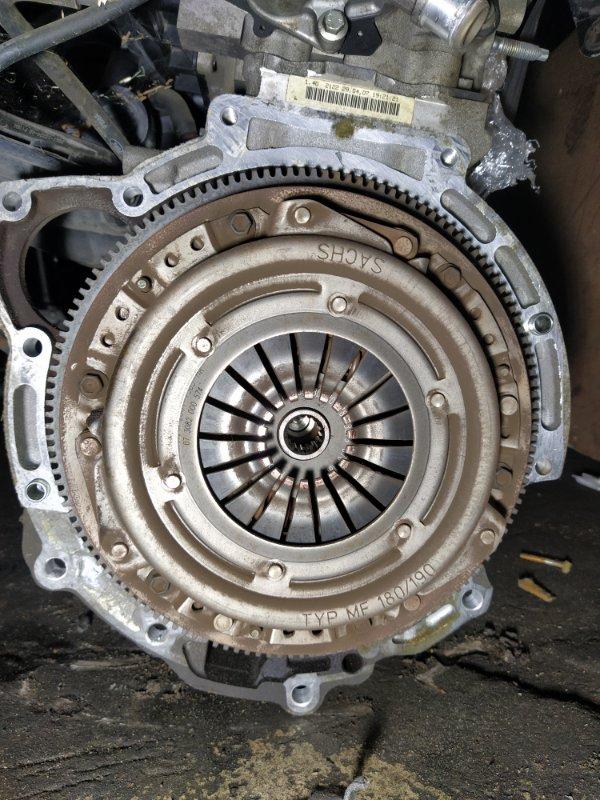 Комплект сцепления Ford Fusion 2001-2012 ХЭТЧБЕК 1.4L DURATEC 16V EFI DOHC (75/80PS) 2007 (б/у)