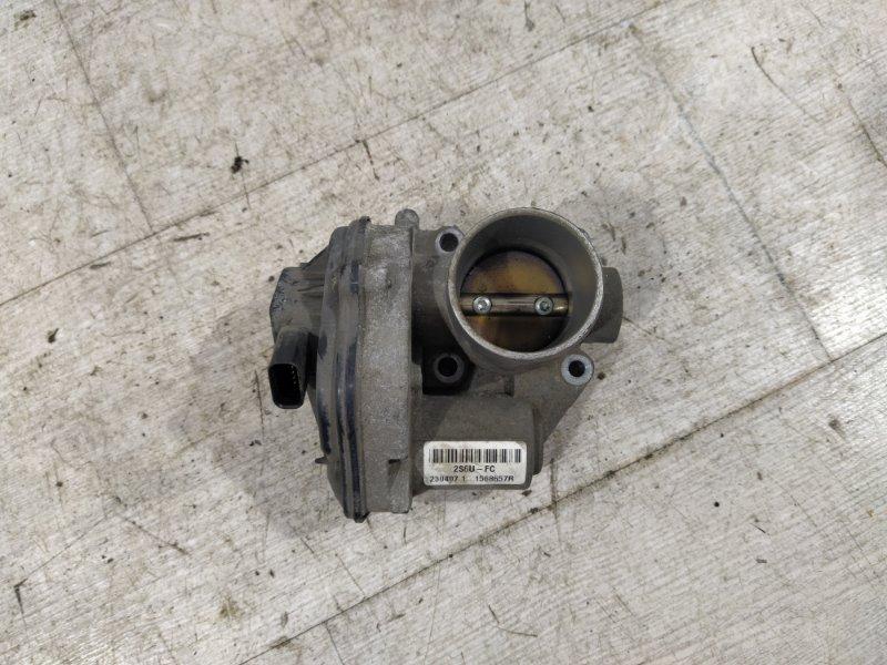 Дроссельная заслонка Ford Fusion 2001-2012 ХЭТЧБЕК 1.4L DURATEC 16V EFI DOHC (75/80PS) 2007 (б/у)