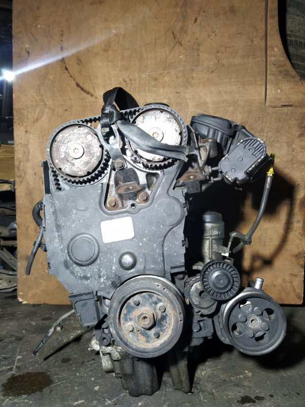 Двигатель (двс) Ford S-Max 2006- УНИВЕРСАЛ 2.5L DURATEC-ST/HUWA 2008 (б/у)