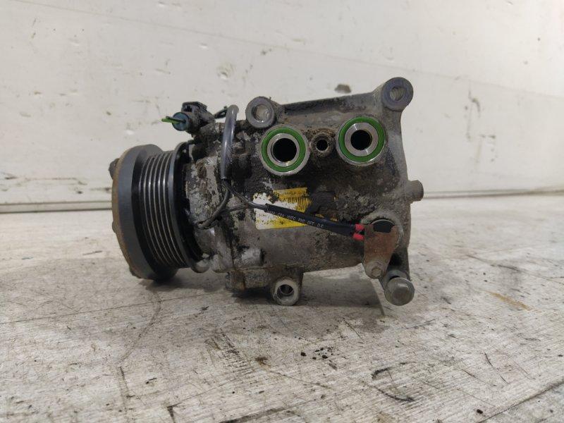 Компрессор кондиционера Ford Mondeo 2 (1996-2000) 1.8L ZETEC-E/RKH (б/у)