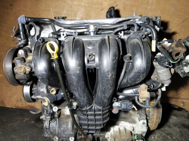 Коллектор впускной Ford Mondeo 3 (2000-2007) 2.0L DURATEC/CJBB (б/у)