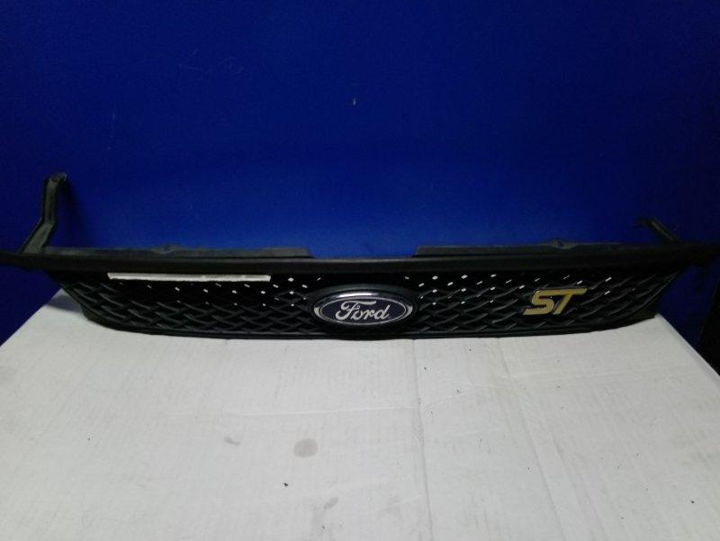 Решетка радиатора Ford S-Max 2006- УНИВЕРСАЛ 2.5L DURATEC-ST (220PS) 2008 (б/у)