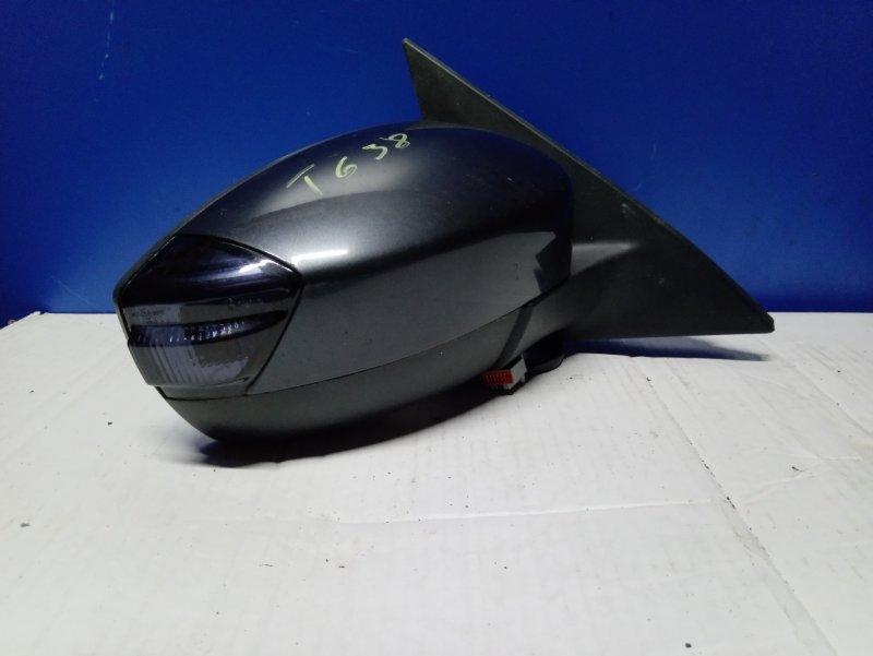 Зеркало правое (электрическое) Ford S-Max 2006- УНИВЕРСАЛ 2.5L DURATEC-ST (220PS) 2008 (б/у)