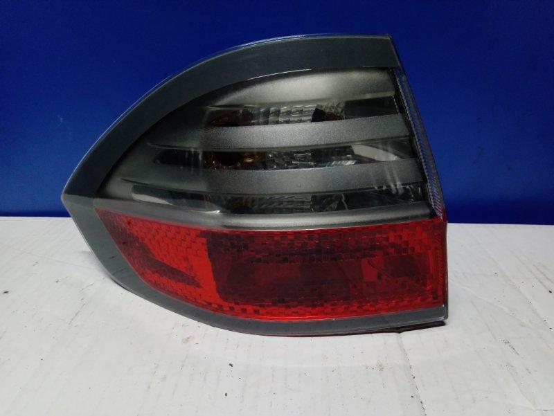 Фонарь задний наружный левый Ford S-Max 2006- УНИВЕРСАЛ 2.5L DURATEC-ST (220PS) 2008 (б/у)