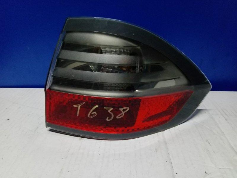 Фонарь задний наружный правый Ford S-Max 2006- УНИВЕРСАЛ 2.5L DURATEC-ST (220PS) 2008 (б/у)