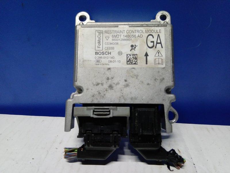 Блок управления air bag Ford S-Max 2006- УНИВЕРСАЛ 2.5L DURATEC-ST (220PS) 2008 (б/у)