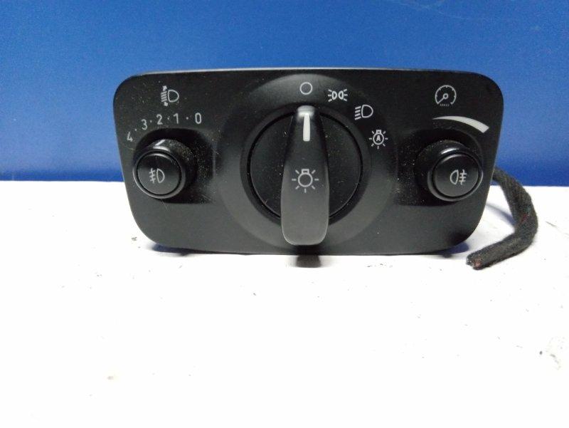 Блок управления светом Ford S-Max 2006- УНИВЕРСАЛ 2.5L DURATEC-ST (220PS) 2008 (б/у)