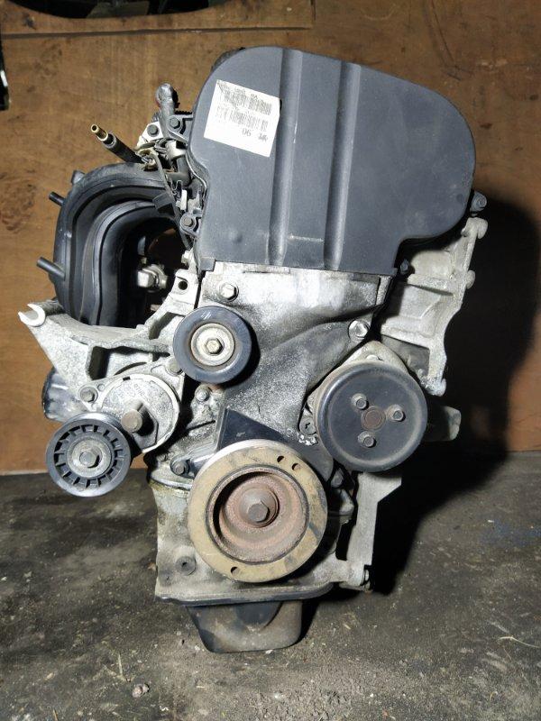 Двигатель (двс) Ford Focus 1 1998-2005 1.8L ZETEC/EYDB (б/у)
